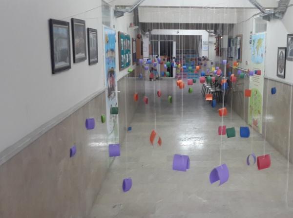 Okulumuzda Boya Oyun Alanlari Ve Ogrenci Etkinlikleri Kuscular